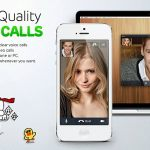 Video and Voice Calls with LINE Messenger