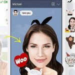 Line Launches Selfie Stickers Creator YCON